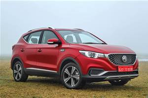 MG ZS EV variants explained