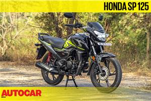 Honda SP 125 BS6 video review