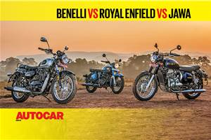 Imperiale 400 vs Forty Two vs Classic 350 comparison video