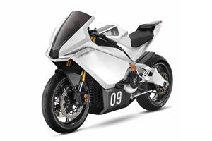 Segway Apex e-motorcycle concept revealed
