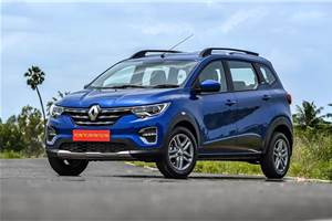 Renault Triber turbo-petrol launch by March 2020