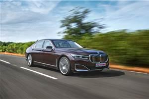 2019 BMW 745Le xDrive PHEV review, test drive