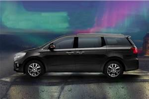 Kia Carnival bookings start unofficially