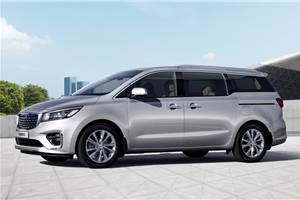Kia Carnival India launch confirmed for February 5