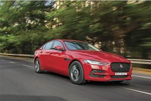 Jaguar XE facelift India review, test drive