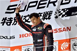 Karthikeyan quits Super GT to pursue new racing challenges