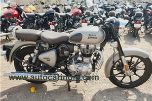 BS6 Royal Enfield Classic 350 bookings open