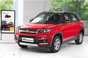Maruti Suzuki Vitara Brezza sales cross 5 lakh unit milestone