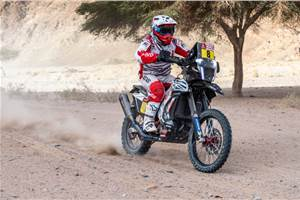 Dakar 2020, Stage 4: Hero and TVS place in the top 10
