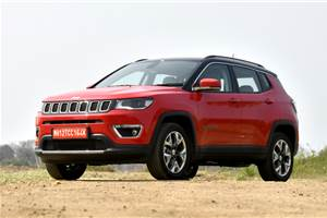 Jeep Compass diesel-automatic to come in two variants