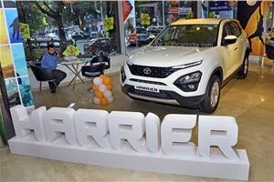 Tata Harrier prices hiked by over Rs 40,000