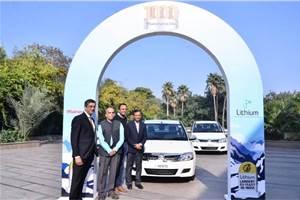 Over 1,000 Mahindra EVs in Lithium Urban fleet