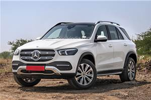 2020 Mercedes-Benz GLE India launch on January 29