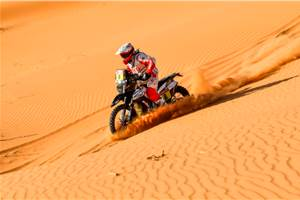 Dakar 2020, Stage 6: Hero's Goncalves in top 10; Aubert and Buhler retire