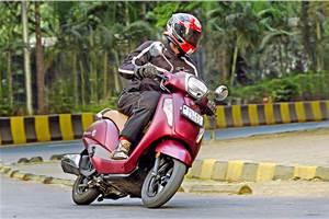 Suzuki Access 125 BS6 review, test ride