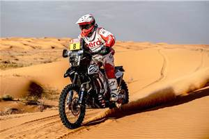 Dakar 2020: Hero MotoSports withdraws after Paulo Gonçalves' death