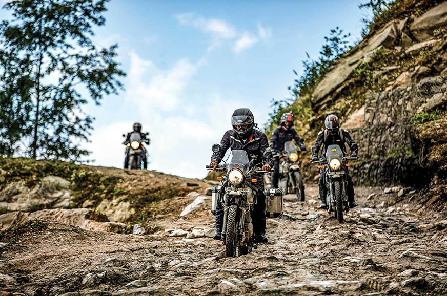 It is on the rutted roads of Nepal that the Himalayan sho...