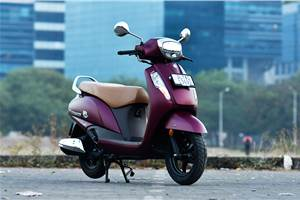 Suzuki scooter sales continue to shine in April-December 2019