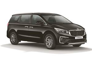 India-spec Kia Carnival variants and features revealed