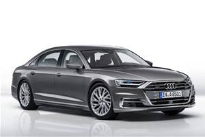 New Audi A8 L launch on February 3