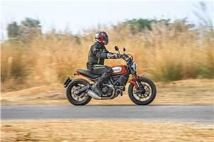 Ducati Scrambler 800 review, test ride