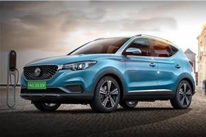 MG ZS EV to launch on January 23