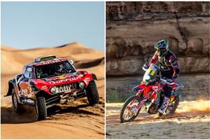Ricky Brabec, Carlos Sainz win Dakar 2020; TVS finishes 12th