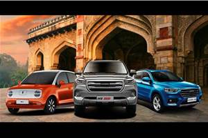 Great Wall Motors takes over GM's Talegaon plant