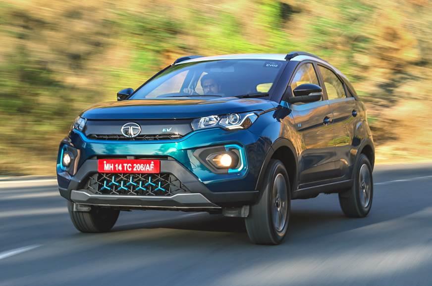 Tata Nexon EV review, test drive