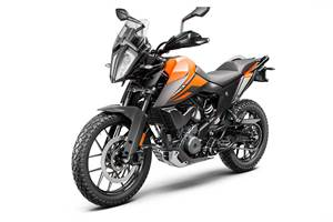 KTM 390 Adventure launched at Rs 2.99 lakh