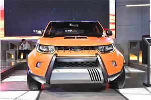 Mahindra to showcase 18 models at Auto Expo 2020