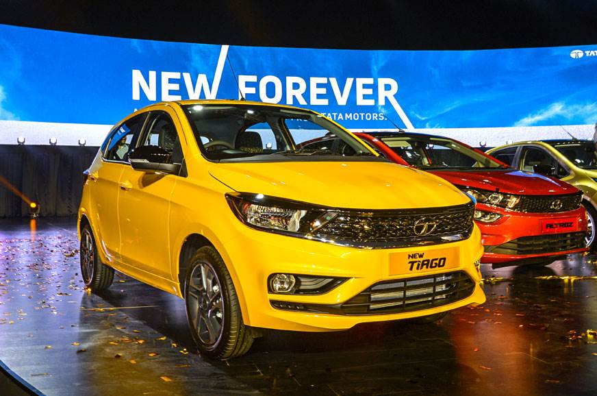 Tata Tiago, Tigor facelift launched at Rs 4.6 lakh and Rs...