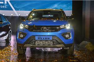 Tata Nexon facelift launched at Rs 6.95 lakh