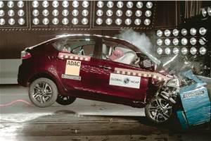 Tata Tiago, Tigor awarded four-star Global NCAP rating