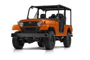 2020 Mahindra Roxor revealed