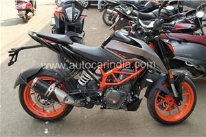 BS6 KTM 390 Duke to be priced at Rs 2.53 lakh