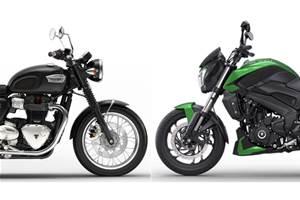 New Bajaj-Triumph 200cc bike to be priced under Rs 2 lakh