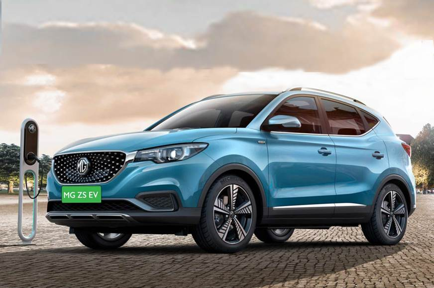 MG EV fast charging stations list by city