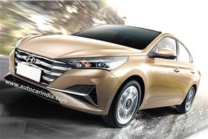 Hyundai Verna facelift to be showcased at Auto Expo 2020