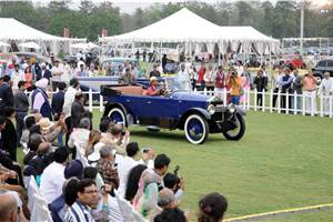 Cartier Concours d'Elegance axed
