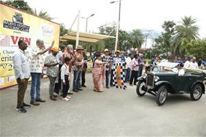2020 Chennai to Pondy heritage drive brings together over 70 classic cars