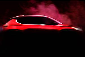 Nissan announces new compact SUV for India