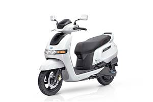 TVS iQube e-scooter: 5 things to know