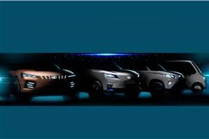 Next-gen Mahindra XUV500 to debut as e-SUV concept at Auto Expo 2020