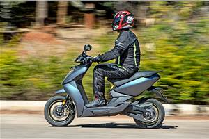 Ather 450X review, test ride
