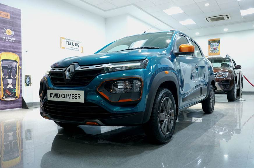 Renault Kwid BS6 launched at Rs 2.92 lakh