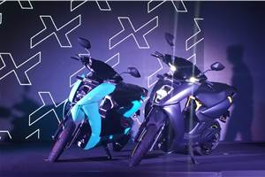 Ather 450X e-scooter launched at Rs 99,000