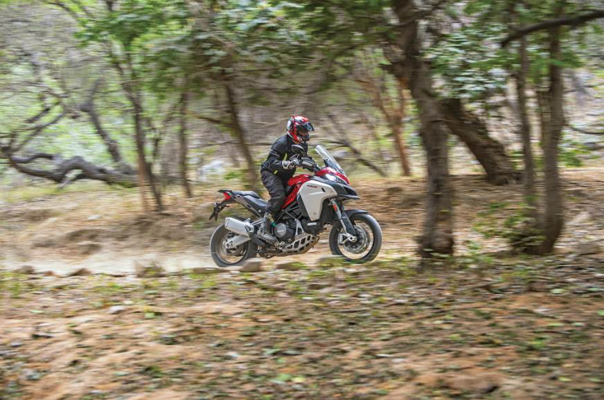 Ducati Multistrada 1260 Enduro review, test ride