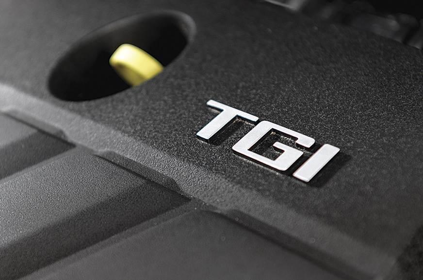 Three-cylinder, turbo-petrol makes 111hp.