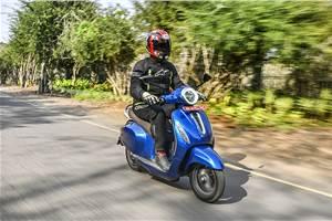 Bajaj Chetak review, test ride